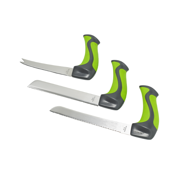 Easi Grip ergonomische Messer 3er Set